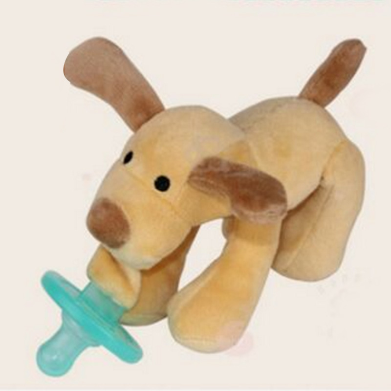 Stuffed e Plush Animais bebê mamilos tetina Applicable Age : More Than 5 Months
