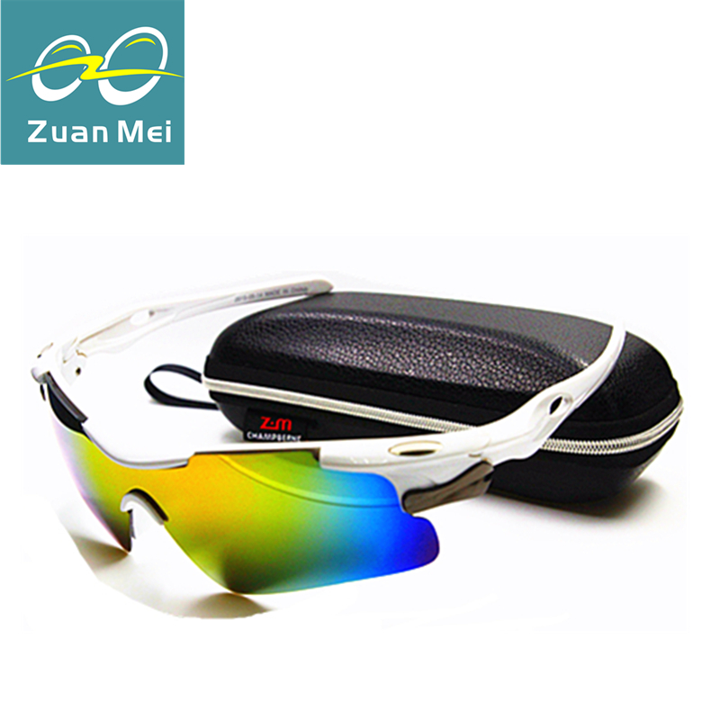 86b4f7f7ca5d7 Zuan Mei Sport Sunglasses Men Polarized Outdoor Women Sun Glasses Fishing  Eyewear Glasses Gafas Ciclismo Polarizadas Oculos - us83