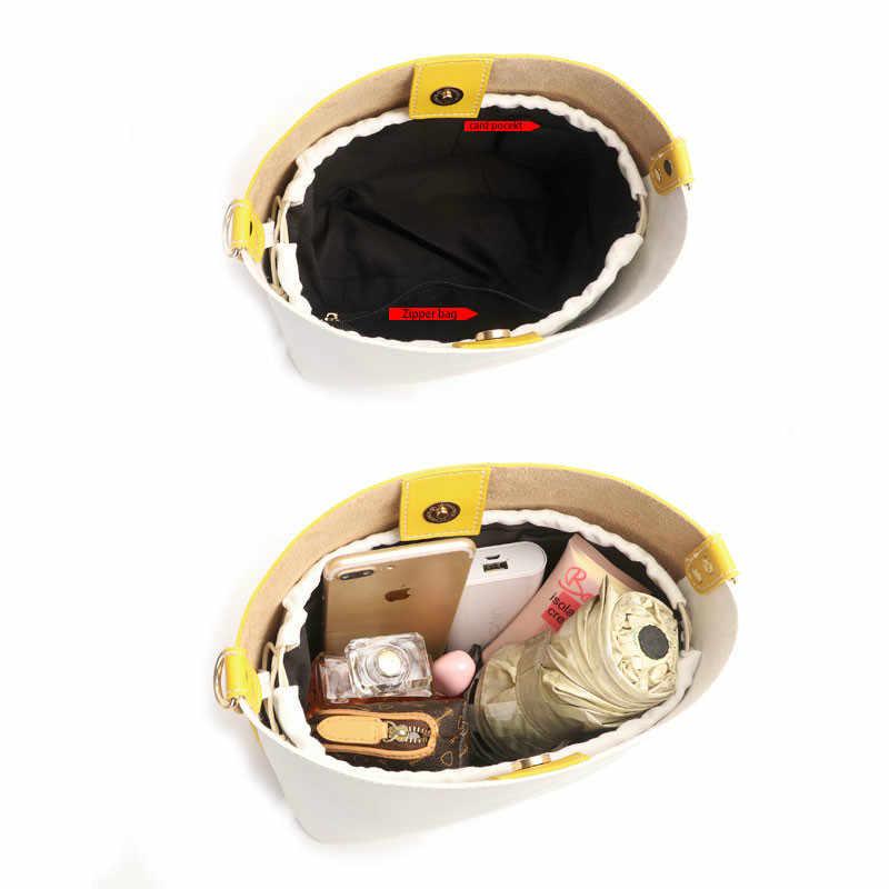 Kova CrossBody Çanta Kadın Kadın postacı çantası Yaz Carteras Mujer De Hombro Bolsa Feminina PU Deri Çanta Lady Omuz