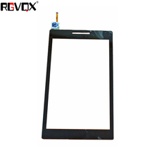 цена на NEW Touch Screen Digitizer For Lenovo Tab 2 A7-10 A7-10F A7-20 A7-20F 7 Front Glass Replacement Tablet