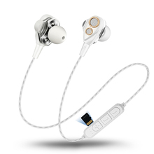 Wireless 6D Surround Sound Bluetooth Headset with TF Card