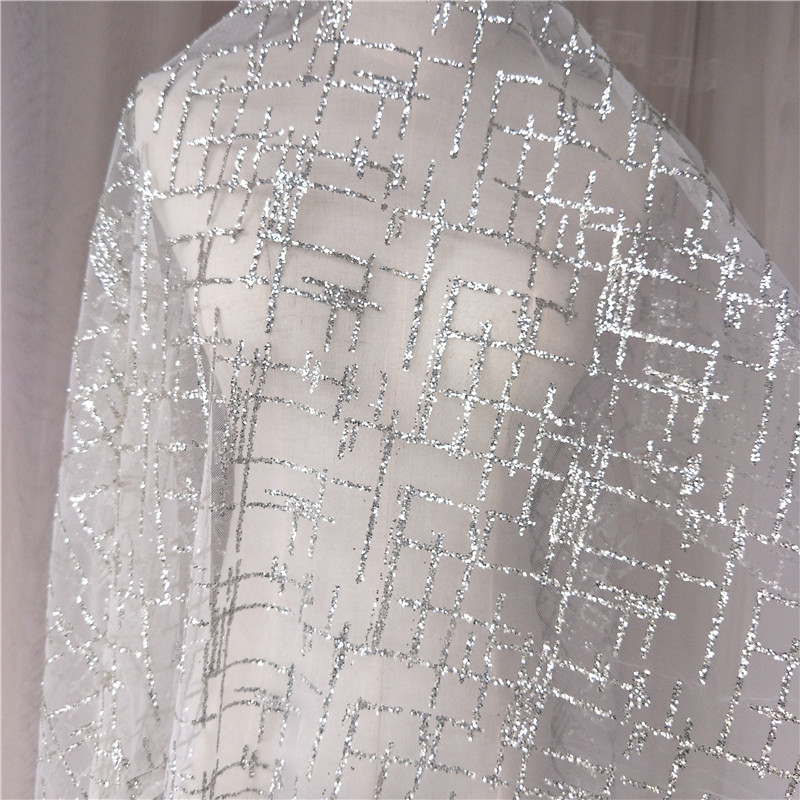 150*100cm French Lace Fabric for wedding dresses African lace fabric DIY party fabrics