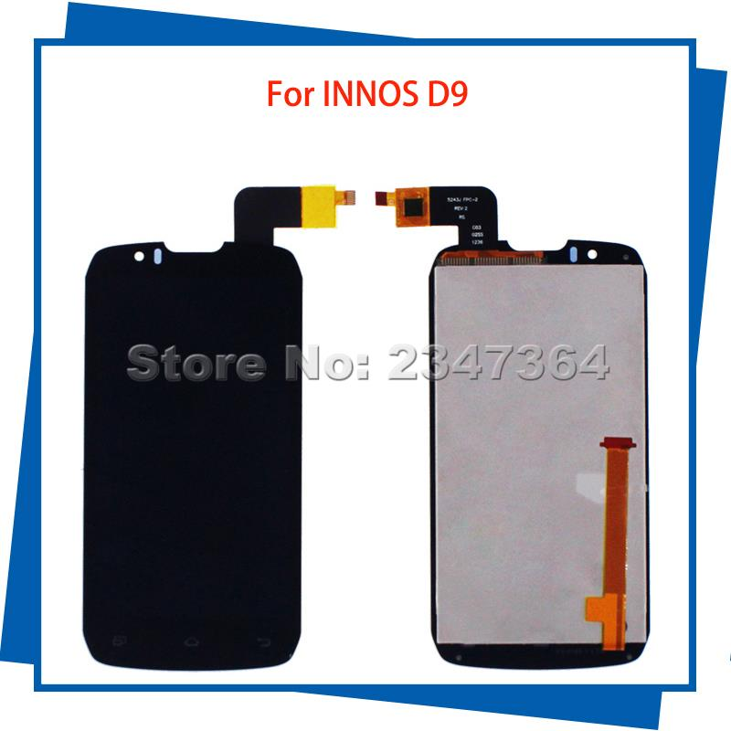 For INNOS D9 D9C 3DNS S4502 DNS-S4502 S4502M LCD Display Touch Screen High Quality Mobile Phone LCDs
