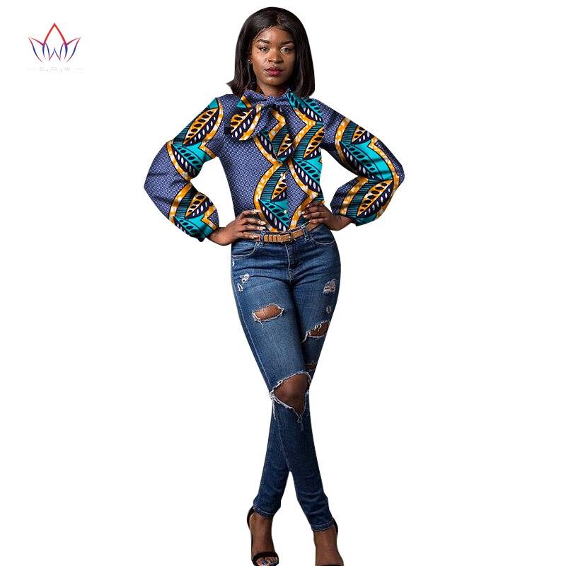 2018 Նոր ժամանող աֆրիկյան մոմի տպագիր - Կանացի հագուստ - Լուսանկար 6