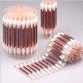 2 Pçs/lote Médica Descartável Cotonete Iodo Volts, Haste de Algodão Desinfecção de Feridas iodo Desinfecção Embalagem Independente 24 PCS
