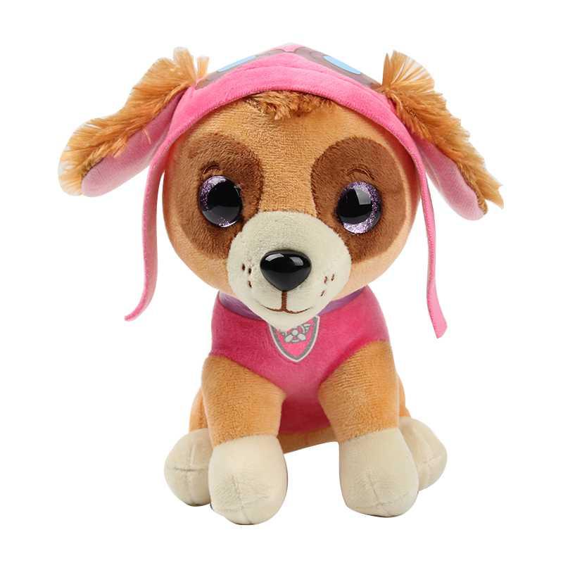 6pcs-set-TY-Paw-Patrol-Dog-Plush-Doll-Anime-Kids-Toys-Action-Figure-Plush-Doll-Model