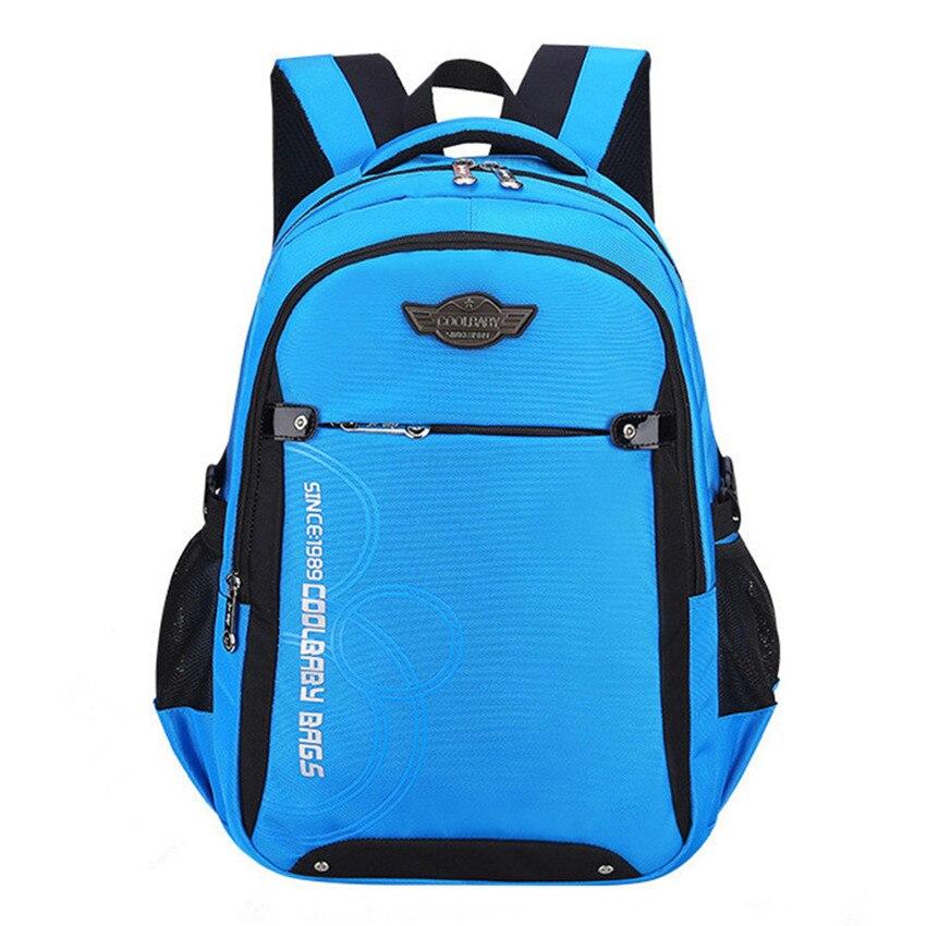 Large School Bags for Boys Girls Children Backpacks Primary Students Backpack Waterproof Schoolbag Kids Book Bag