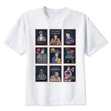 BTFCL Stranger Things T Shirt Anime Tshirt women Summer Cool Tees Unisex Loose Plus Size poleras mujer de moda 2019