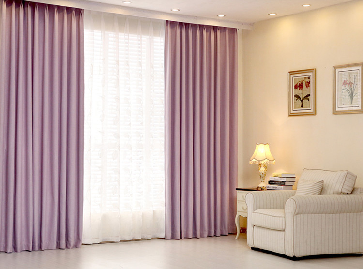 solid colors blackout curtains for the bedroom faux linen