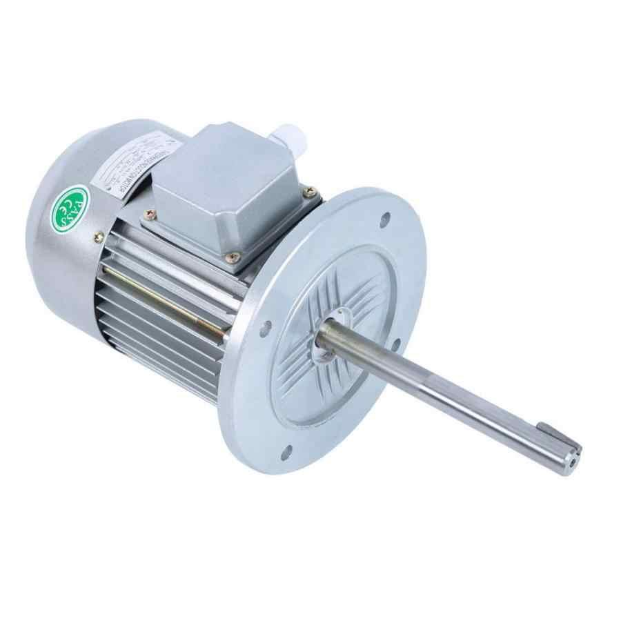 750 Вт 1400 об/мин 220 В/380 В высокая термостойкость три фазный электродвигатель