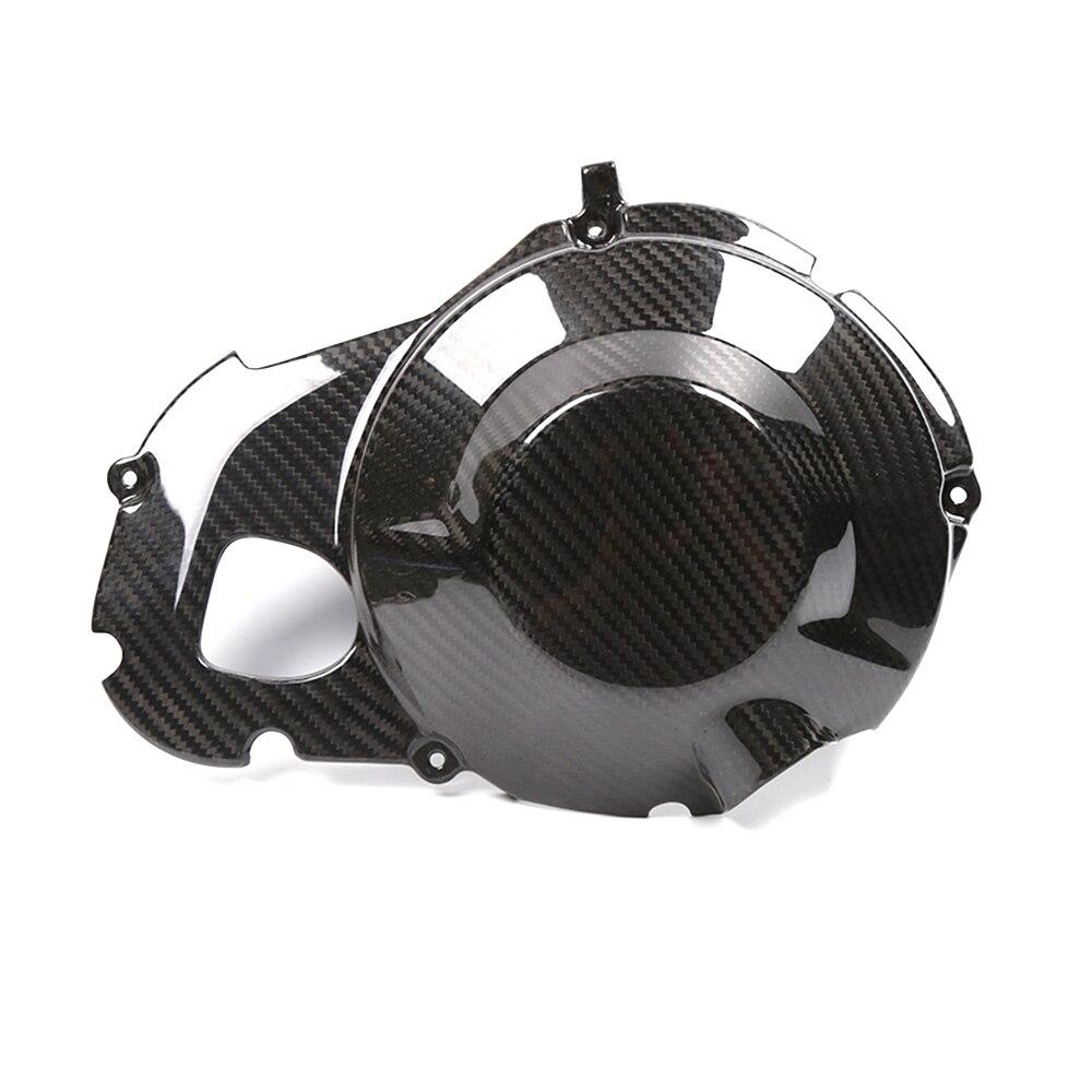 Pour Yamaha MT09 MT-09 FZ-09 FZ 09 100% fibre de carbone 2013-2017 moto moteur complet Stator boîtier bouchon couvercle d'embrayage protecteur