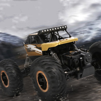1:16 Drive Alloy Off road High speed Competitive Mountain Climbing Children's Adult Toy Model Remote Control Car Toy Gifts