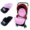 Stroller Foot Muff Fleece Pushchair Buggy Pram Sleeping Bag Windproof Waterproof Baby Quilt