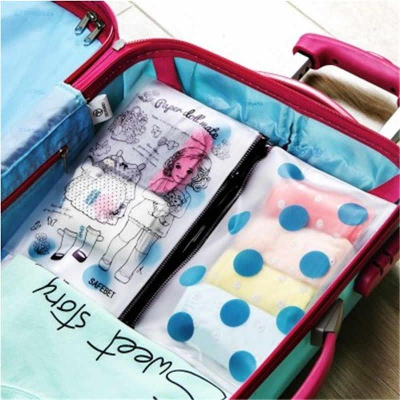 שקוף מברשת שיניים קוסמטי תיק נשים נסיעות איפור תיק איפור ארגונית אחסון פאוץ מוצרי טואלטיקה יופי לשטוף ערכת מקרה
