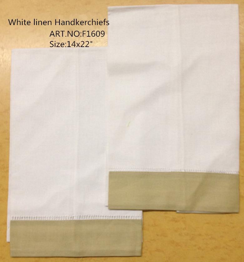 Fashion Unisex Handkerchiefs12PCS/Lot 14x22