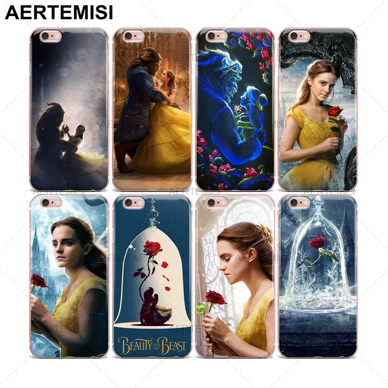 Aertemisi phone cases beauty and the beast emma watson for Belle case single story