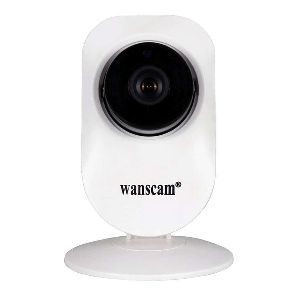 Original Wanscam HW0026 720P HD WiFi IP Camera Wireless Security Surveillance BABY MONITOR Two-way Audio Night Vision webcam wanscam hw0026 mini smart wireless 1mp hd 720p ip camera wifi security surveillance p2p baby monitor 2 way audio ir night vision