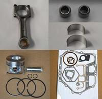 Fast Shipping Diesel Engine 186F Piston Pin Ring Gasket Connecting Rod Bearing Chinese Brand Suit For