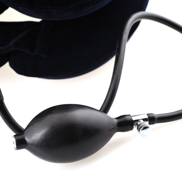 Надувной массажер yuwell терапия тяжестью шеи шейных позвонков