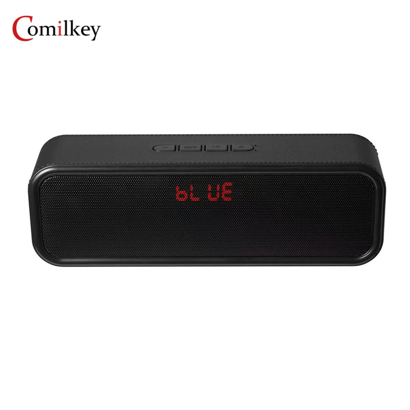 Comilkey M 18 Bluetooth Wireless Speaker Bass Portable Speaker 10W System MP3 Music With MIC For
