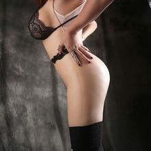 CP 3 女装シリコーン貫通偽膣パンツ人工偽臀部ラテックス下着女装dragqueenトランスジェンダー