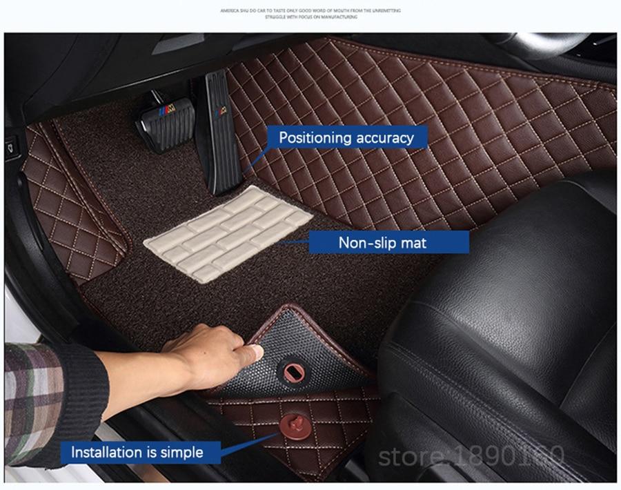 auto foot mats (4)