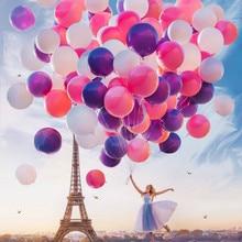 Воздушный шар женщина Искусство Ручная роспись креативный цифровой самодельная картина маслом живопись по номерам 24 Цвета Пигмент кисть
