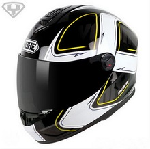 2016 Nueva Eternal YOHE casco Integral de motocicleta invierno ABS cascos de Carreras de motos YH966 14 colorea el tamaño Ml XL XXL