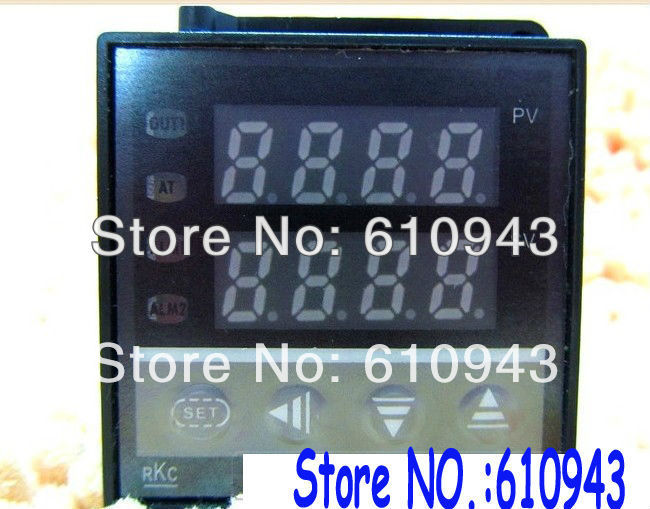 Relay output, REX C-100 (REX-C100) free shipping ! Digital PID Temperature Controller  Good quality  rex c100 digital pid temperature control controller thermostat thermometer relay output