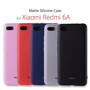 Xiaomi Redmi 6A 32 gb silicone cover for Xiaomi redmi 6a