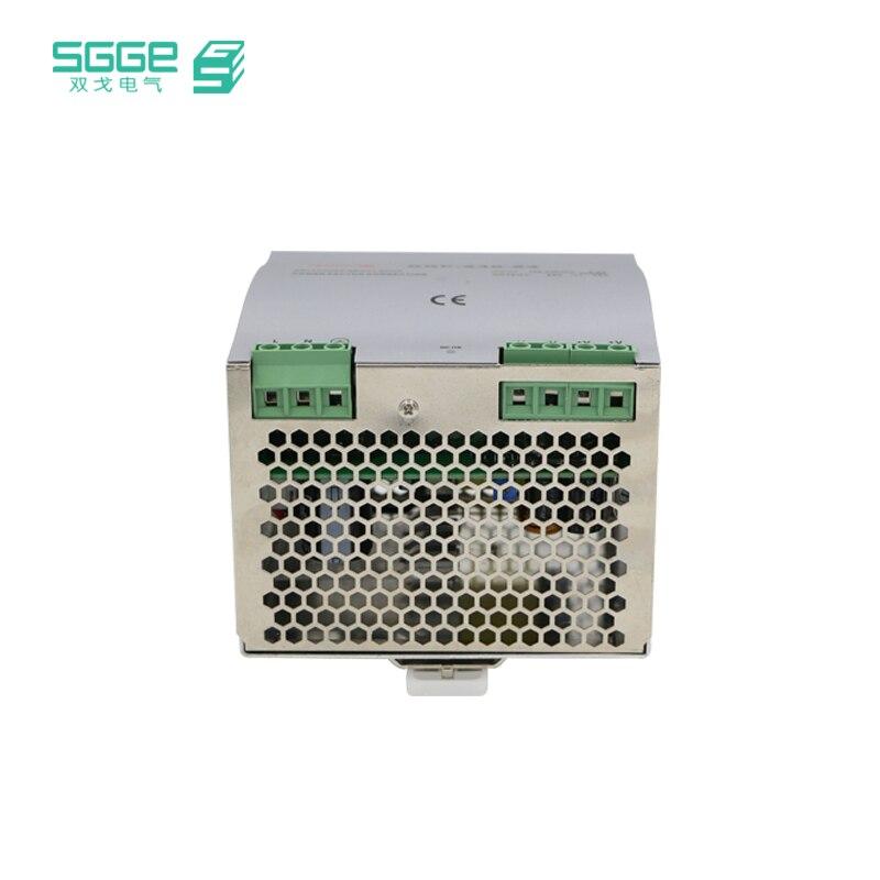 10A Din rail simple sortie alimentation à découpage ac dc convertisseur SMPS DR-240-24 240 W 24 V - 6