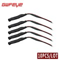 GWFEYE 10PCS/lot Mini CCTV Microphone For Surveillance DVR System
