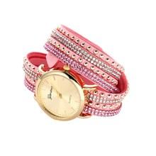 New flag 2018 Original Style Fashionable Bracelet Chain Ladies Watches Fashionab