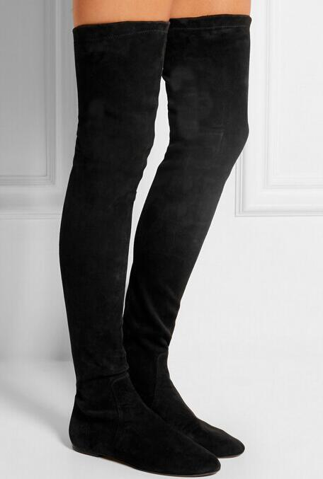 Compare Prices on Stretch Over The Knee Boots- Online Shopping/Buy ...