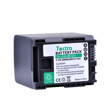 Tectra 1 предмет BP-820 BP 820 Замена литий-ионная Батарея для Canon XA20 XA25 HFG30 HF M30 HF M31 HF M40