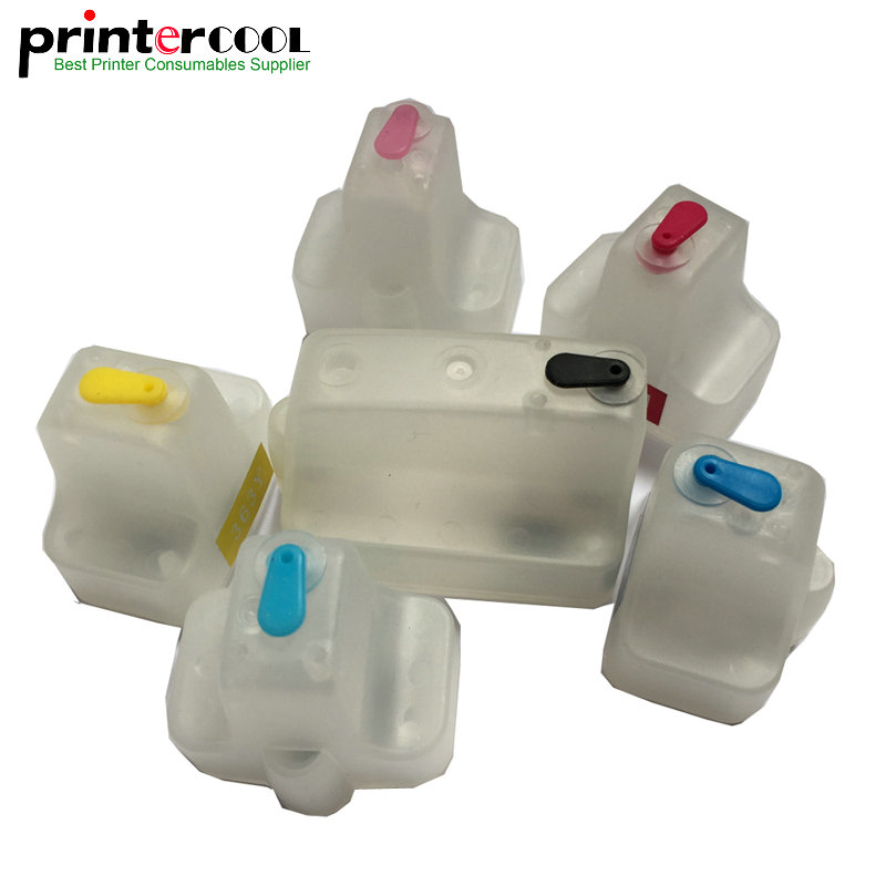einkshop 363 Compatible Refillable Ink Cartridge for HP Photosmart C6180 C6280 C7160 C7180 C7280 C8180 D6160 D6180 D7145