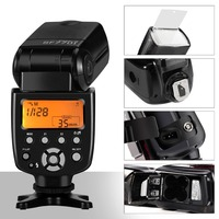 SF770I Flash Speedlite for Canon Nikon Pentax Olympus Panasonic Digital Cameras Digital Cameras with Standard camera flash