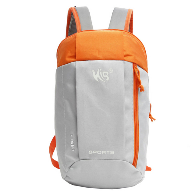 Weibin Price Nylon Waterproof Backpack Luminous Ultralight Travel Bag Men Women Backpack 7 Colors