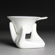 Strainers Teaware-Set Ceramic Business-Gift Retro Vintage High-Quality 1 NEWYEARNEW 1piece
