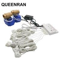 Comprar Sistema de alarma Detector de fugas de agua con válvula eléctrica DN25 de 2 UDS