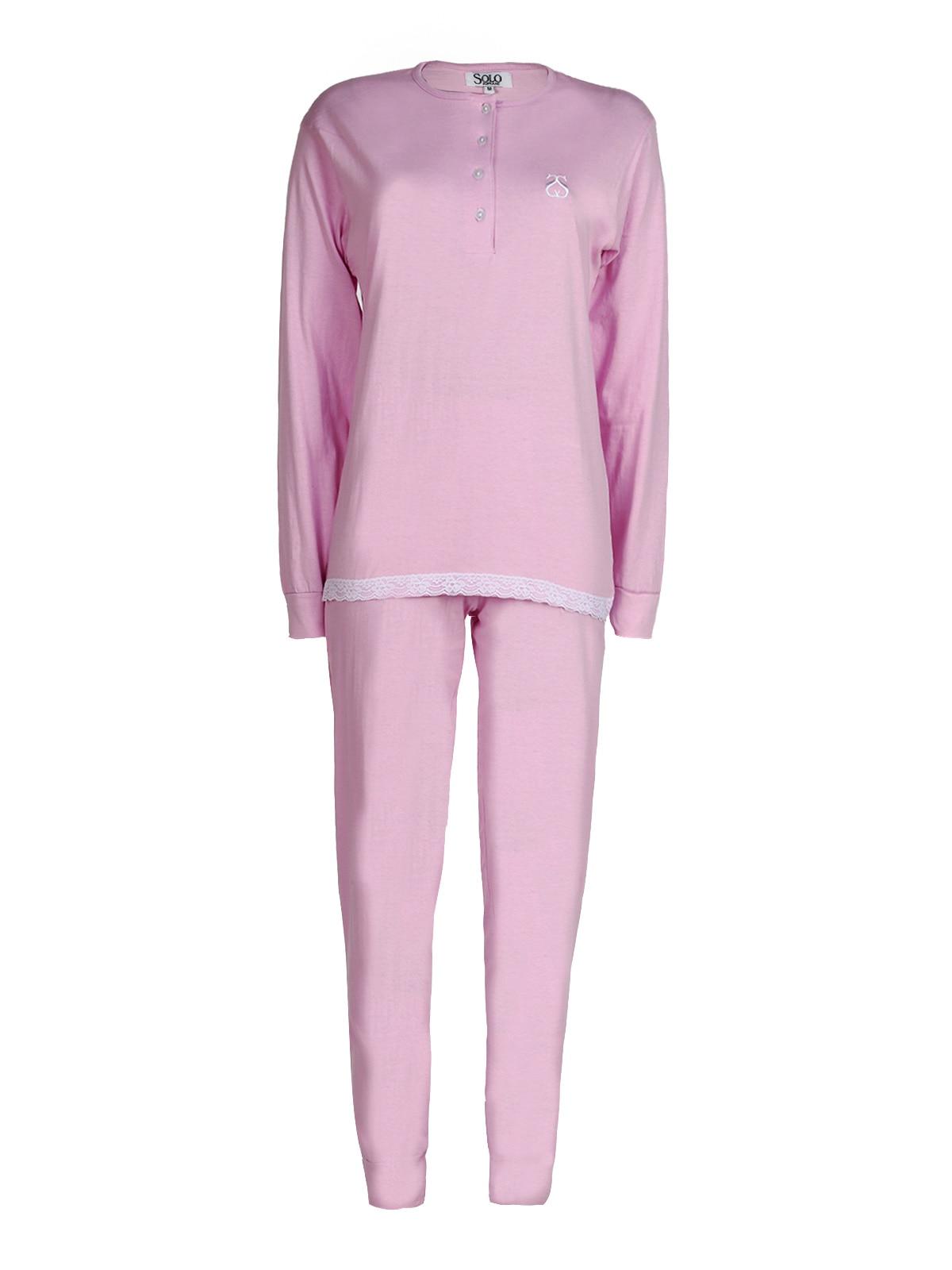 Pajamas Cotton Long