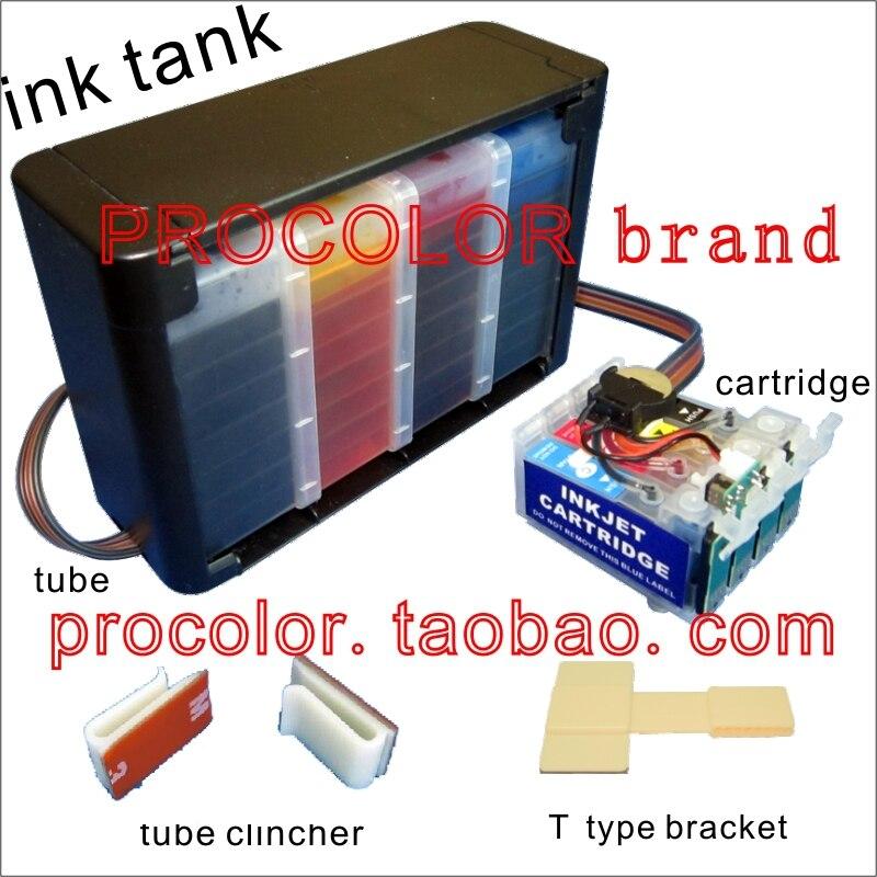 CISS pour epson 16 T16 T1621 T1631 WF-2010 WF-2510 WF-2520 WF-2530 WF-2630 WF2630 WF 2520 2630 2530 2540 WF2530 imprimante puce ARC