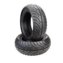 GOOFIT 90/65-6.5 Tyres Tire Rubber Replacement For Mini 49cc pocket bike Q001-006