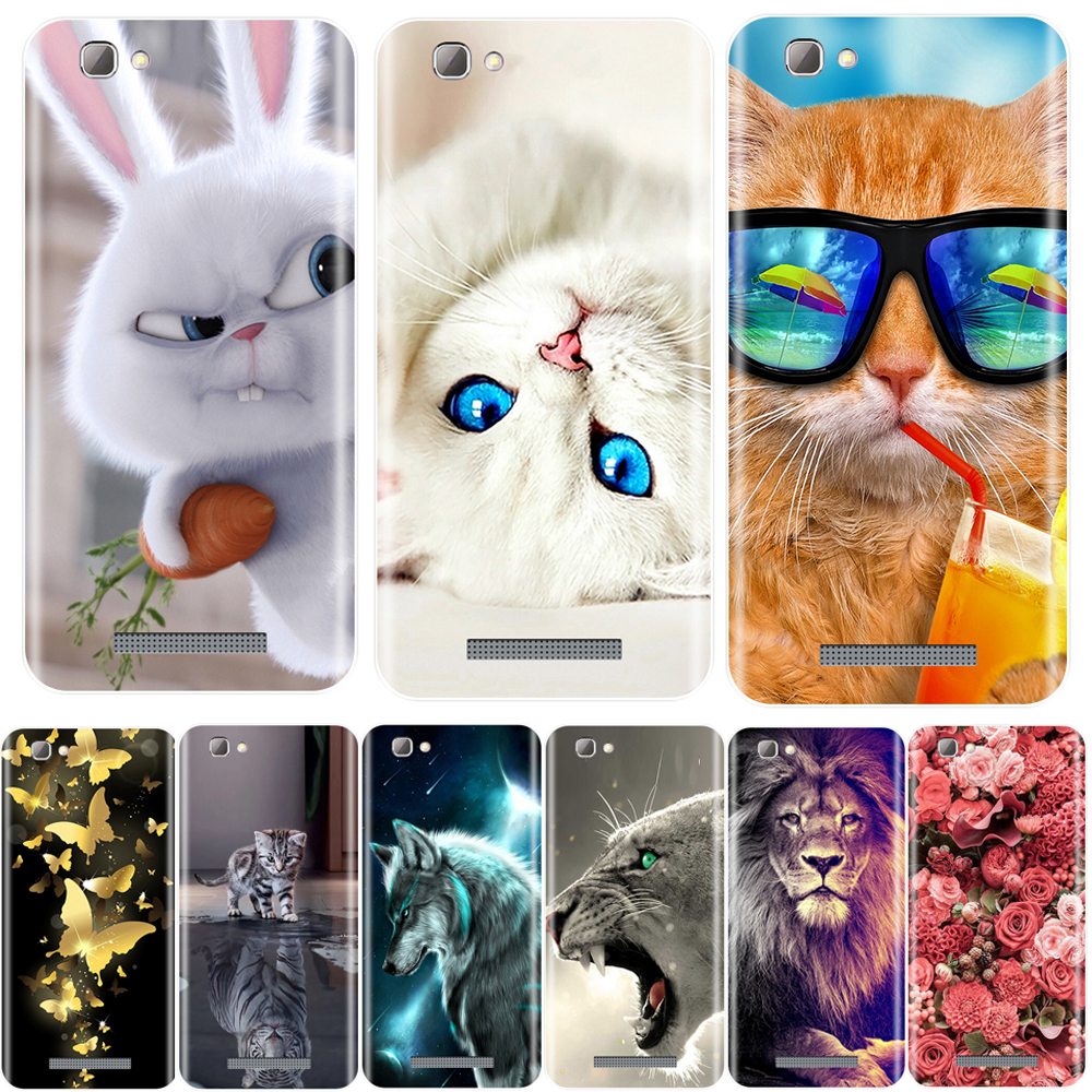 Phone-Case Back-Cover Flower A610 Zte Blade A510 A520 A521 Soft-Silicone for A521/A510/A452/..