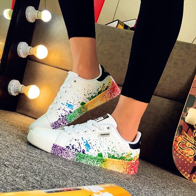 Новый Мужской Повседневная Обувь Обувь Мужчины Женщины Дышащие Открытый Спорт Скейт Обувь Zapatos Hombre Теннис Feminino Тренеров кроссовки мужские обувь мужская