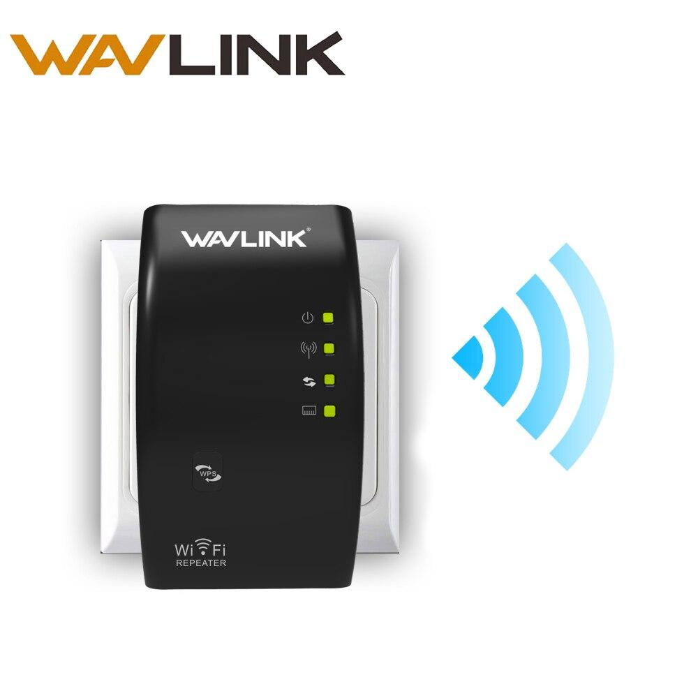Extensor de Alcance do Sinal Wi-fi sem fio Repetidor Mini Wi fi Amplificador Boosters 802.11b/g/n 300 Mbps Repetidor WPS Wavlink UE EUA REINO UNIDO AU
