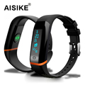 AISIKE X12 Smart Band Heart Rate Monitor Fitness Tracker Bracelet Passometer Smartband for iOS Android PK Miband 2 Fitbits TW64