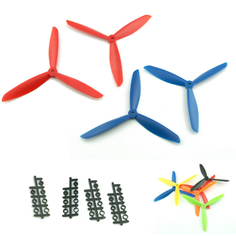 4pcs/lot Clover 5045 6045 7045 8045 CW/CCW Propeller for multicopter quadcopter FPV (2 pair) rnd folding propeller 4 pair cw ccw 2 blade propeller rc multicopter quadcopter propeller uav 1047 1247 5030 6045 7045 8045 9450