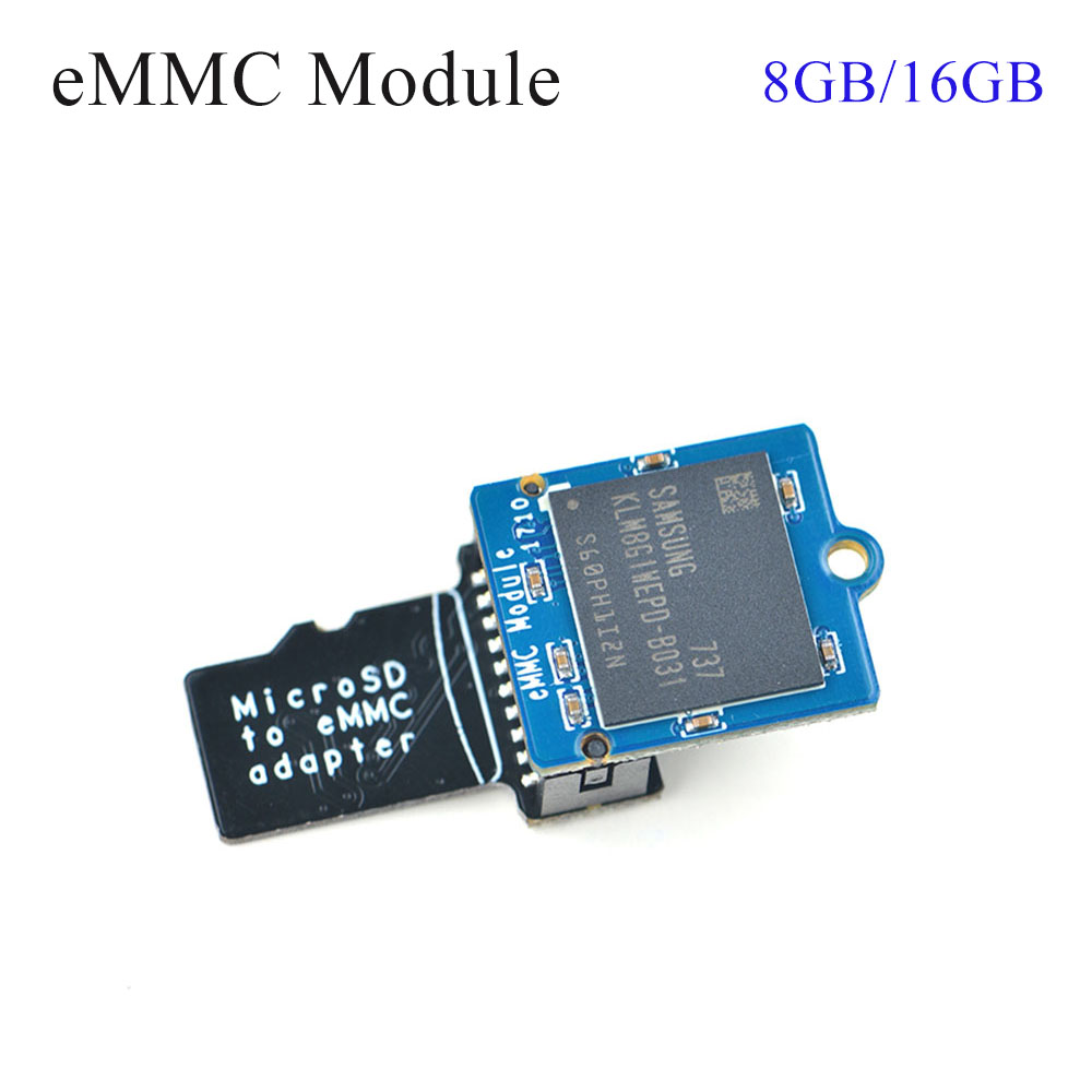 FriendlyARM EMMC Module For NanoPi M4 Heat Sink