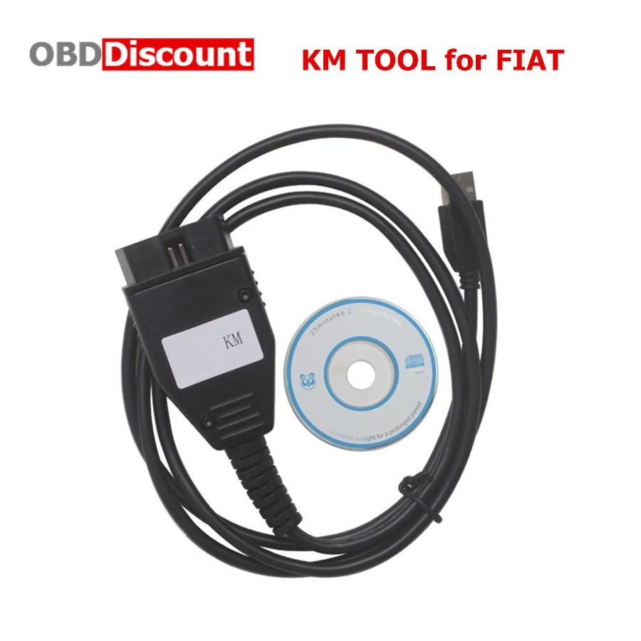 Prix pour KM OUTIL pour FIAT Kilométrage Programmeur pour FIAT KM Programme OUTIL via OBD2